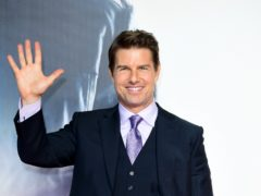 Tom Cruise (Ian West/PA)