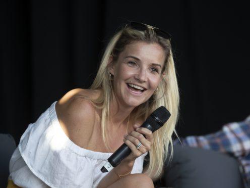 Helen Skelton (Steve Parsons/PA)