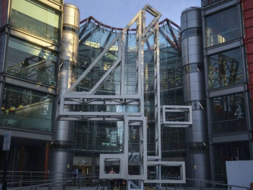 Channel 4's current headquarters on Horseferry Road (Victoria Jones/PA)