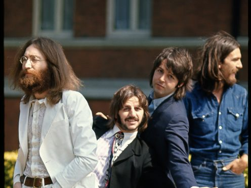 The Beatles, the world's favourite band, broke up in April 1970 (Linda McCartneyul McCartney/Glasgow Museums/PA)