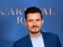 Orlando Bloom has praised the NHS (Ian West/PA)