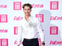 AJ Pritchard recently left Strictly Come Dancing (Ian West/PA)