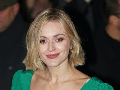 Fearne Cotton said 'we have to remember that recovery will happen' (Jonathan Brady/PA)