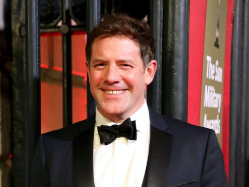 Matt Tebbutt (David Parry/PA)