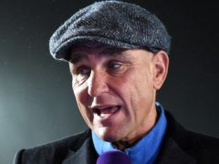 Vinnie Jones has penned a book aimed at helping people through grief (Daniel Hambury/PA)