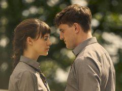 Daisy Edgar-Jones as Marianne and Paul Mescal as Connell (Enda Bowe/BBC/PA)