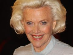 Honor Blackman has died at the age of 94 (Andy Butterton/PA)