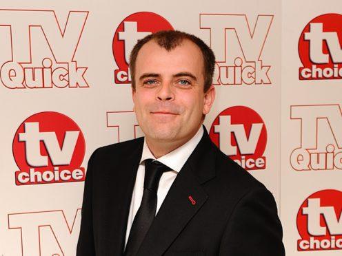 Simon Gregson (Ian West/PA)