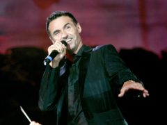 Marti Pellow sang on Wet Wet Wet's version of With A Little Help From My Friends in 1988 (Yui Mok/PA)