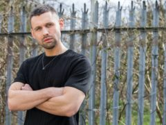Benjamin O'Mahony is joining Hollyoaks as the boss of a county lines drugs gang (Hollyoaks/PA)