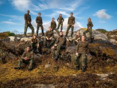 Celebrity SAS: Who Dares Wins starts on Channel 4 on April 20 and features a new crop of 12 celebrities. (Channel 4/PA)