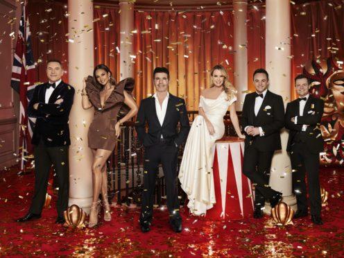 Britain's Got Talent returns on April 11 (Thames TV).