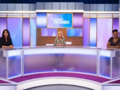 Andrea McLean, Linda Robson and Brenda Edwards are preparing for the return of Loose Women (ITV)