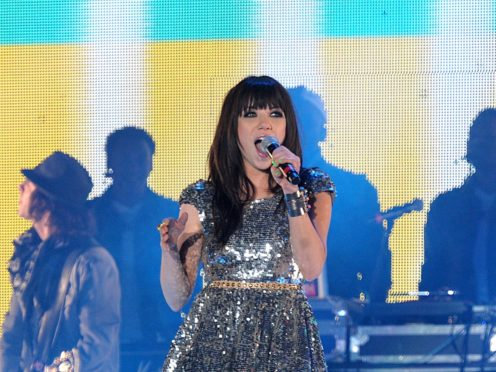 Carly Rae Jepsen has surprised fans with a new album (Tim Ireland/PA)
