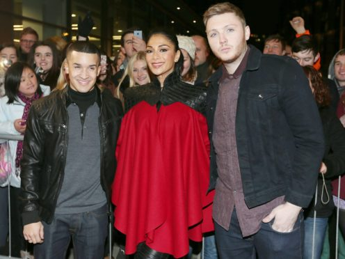 """James Arthur has praised his """"proud mentor"""" Nicole Scherzinger and revealed he is still in contact with the former X Factor judge eight years after he won the show (Dave Thompson/PA)"""