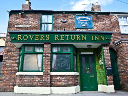 The Rovers Return, is a central part of Coronation Street (Joseph Scanlon/ITV/PA)