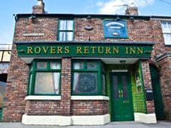 The Rovers Return (Joseph Scanlon/ITV/PA)
