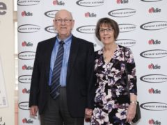 Leon and June Bernicoff from Gogglebox (Yui Mok/PA)