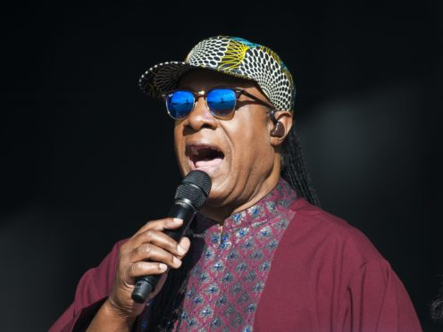 Stevie Wonder performing at the British Summer Time festival (David Jensen/PA)