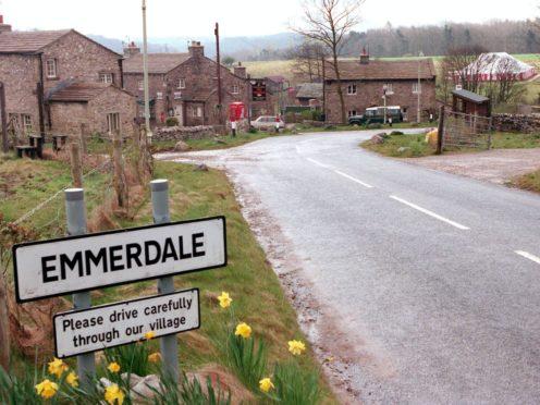 Emmerdale (Helen Turton/ITV/PA)