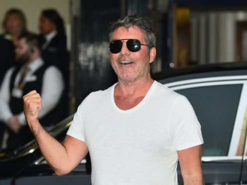 Simon Cowell was full of praise for Belinda Davids (Kirsty O'Connor/PA)
