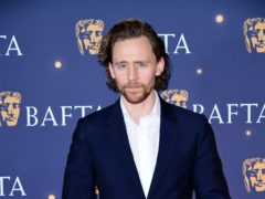 Tom Hiddleston is among the stars whose work is being broadcast (Ian West/PA)