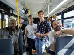 The fifth season of Queer Eye will arrive on Netflix in June, the streaming giant has said (Christopher Smith/Netflix/PA)