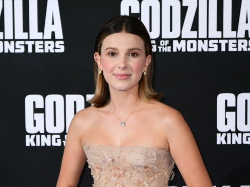 Stranger Things star Millie Bobby Brown (Ian West/PA)