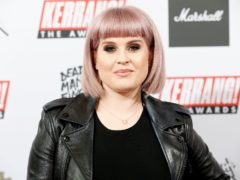 Kelly Osbourne (David Parry/PA)