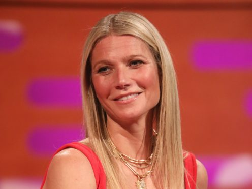 Gwyneth Paltrow and her former husband and Coldplay frontman Chris Martin have a daughter together named Apple (PA)