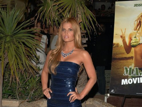 Jessica Simpson has accused a former Vogue contributor of 'body shaming' her (Ian West/PA)