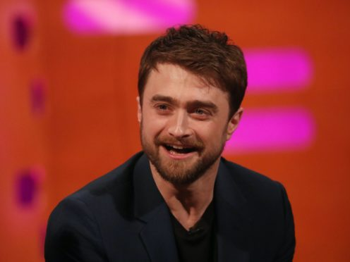 Daniel Radcliffe (Isabel Infantes/PA)