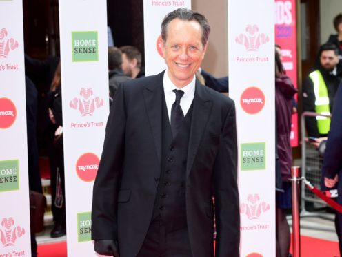 Richard E Grant stars in the film adaptation of Everybody's Talking About Jamie (Ian West/PA)