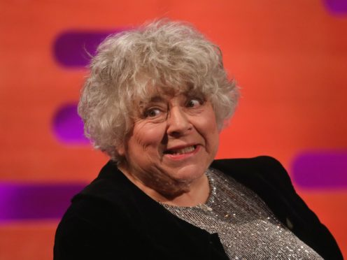 Miriam Margolyes' comments have prompted complaints (Isabel Infantes/PA)
