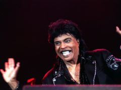Little Richard (Yui Mok/PA)