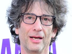 Gaiman said he was in New Zealand with his wife and son Ash until two weeks ago (Ian West/PA)