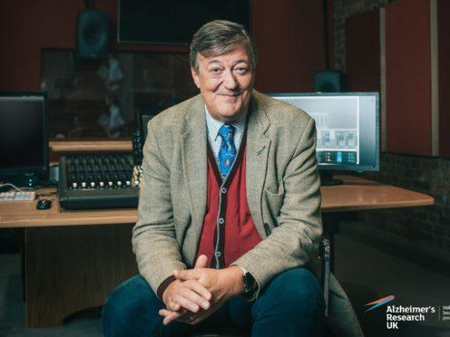 Stephen Fry (Virtual Pub Quiz/PA)