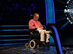 Andrew Townsley got to the final question on Who Wants To Be A Millionaire (Stellify Media/ITV/PA)