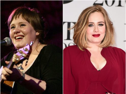 Adele has celebrated her 32nd birthday (PA)