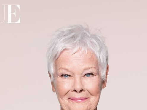Dame Judi Dench has admitted to being unhappy about how her character in the much-derided Cats film turned out (Vogue/Nick Knight/PA)