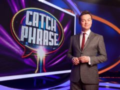 Catchphrase is hosted by Stephen Mulhern (STV/PA)