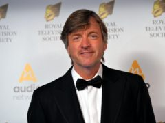Richard Madeley (Dominic Lipinski/PA)