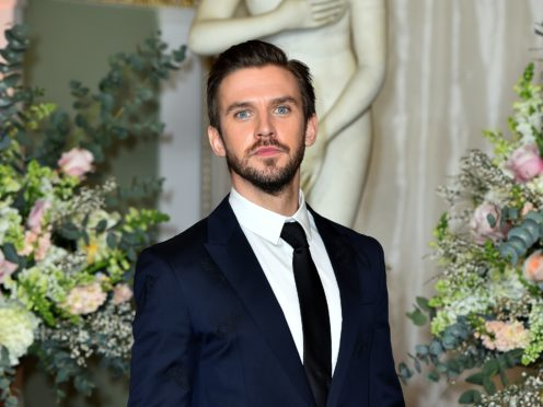 Former Downton Abbey star Dan Stevens revealed he researched Vladimir Putin's attitude towards the LGBT community while preparing for his latest role (Matt Crossick/PA Wire)