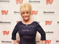 Dame Barbara Windsor's heartbroken husband has revealed the 82-year-old actress may have to move to a care home as her Alzheimer's has worsened (Victoria Jones/PA)