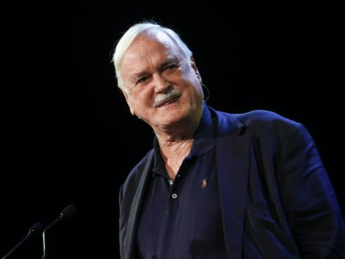 John Cleese found fame as part of Monty Python (Conor McCabe/PA)