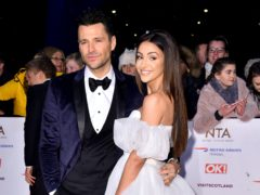 Mark Wright and Michelle Keegan (Matt Crossick/PA)