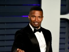 Jamie Foxx has confirmed the long-awaited Mike Tyson biopic is still in the works (Ian West/PA)