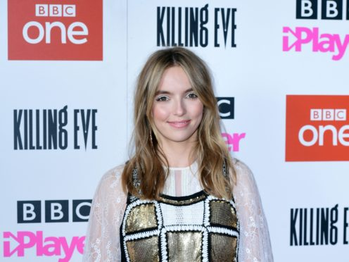 Killing Eve star Jodie Comer has revealed fellow Liverpudlian Stephen Graham convinced her not to lose her Scouse accent (Ian West/PA)