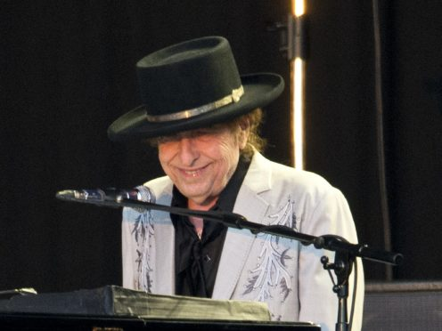 Bob Dylan has been releasing albums for almost 60 years (Isabel Infantes/PA)