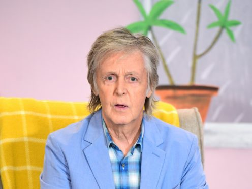 Sir Paul McCartney and his daughters have backed calls to scrap rules that say pupils in England must be served meat, fish and dairy at school (Ian West/PA)